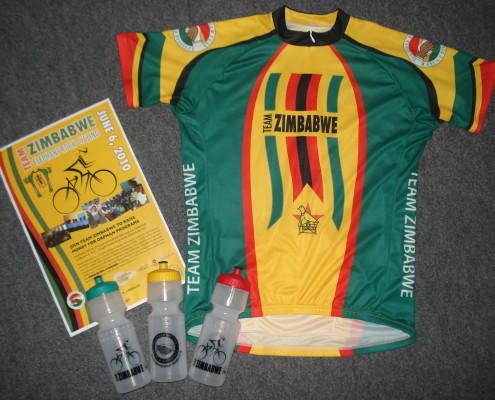 Team Zimbabwe Material