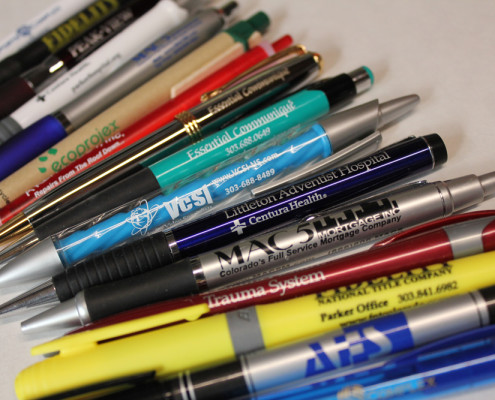 Various Promo Pens