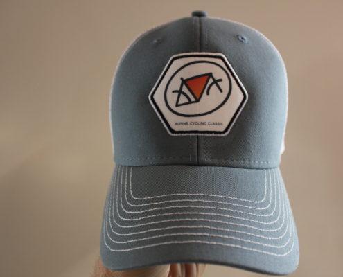 Grey Alpine Cycling Classic Hat
