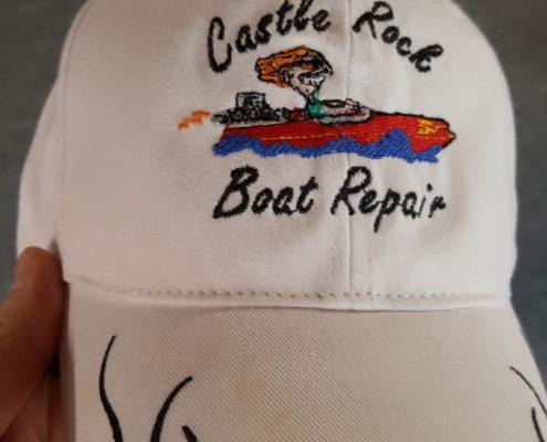 Boat Repair Hat