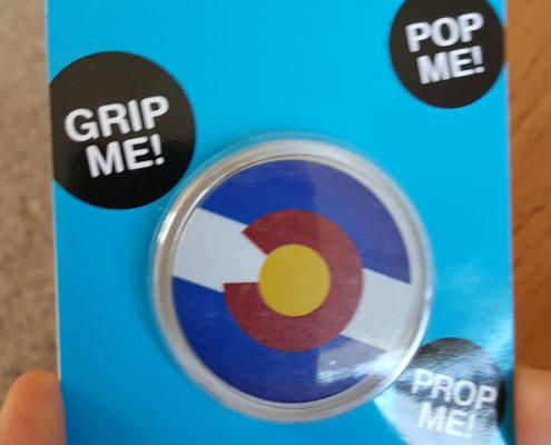 Colorado Pop Sockets