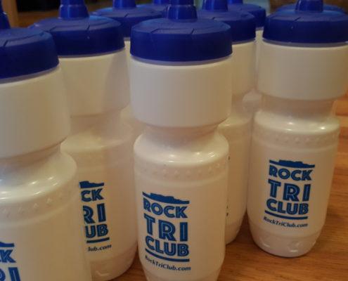 Rock Tri Club Bottle