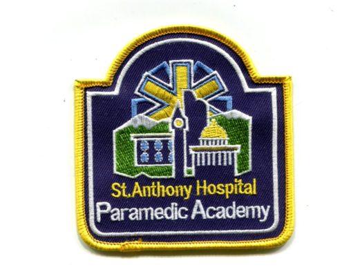 Paramedic Academy Patch