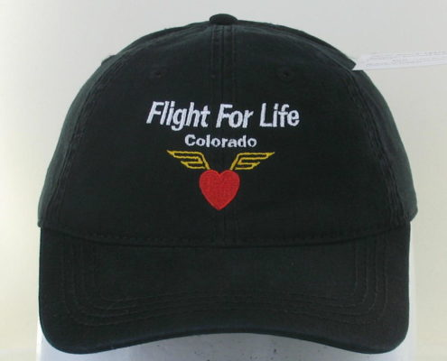 Black Fight for Life Hat