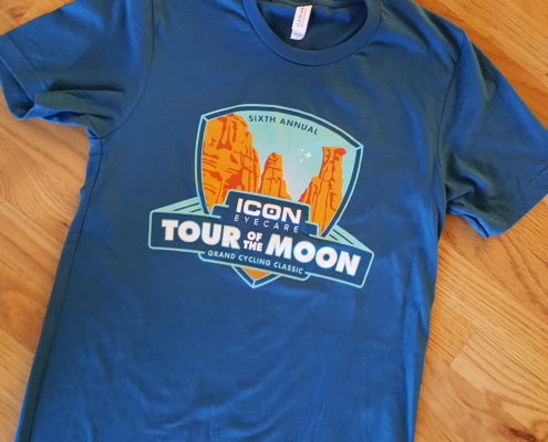 Tour of the Moon Shirt